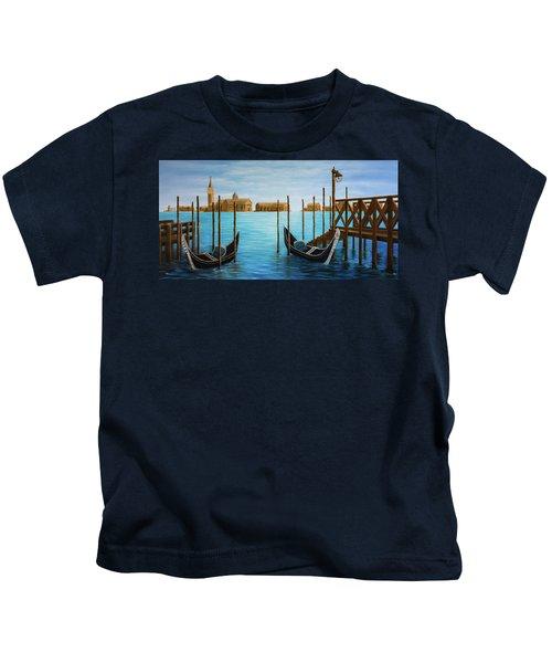 The Venetian Phoenix Kids T-Shirt