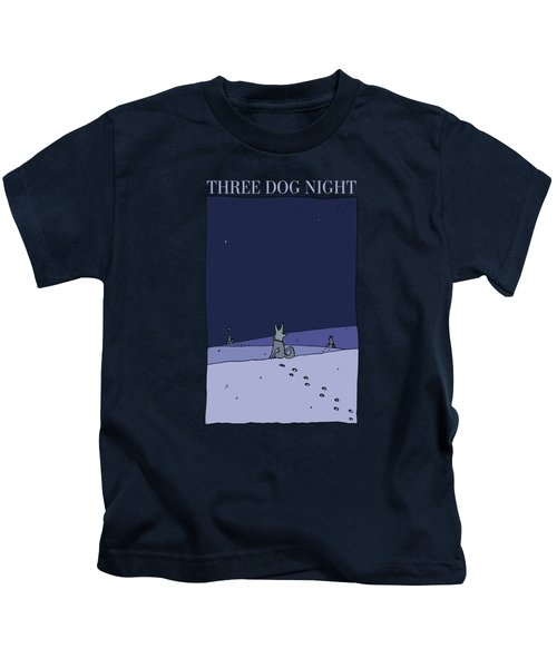 Three Dog Night Kids T-Shirt