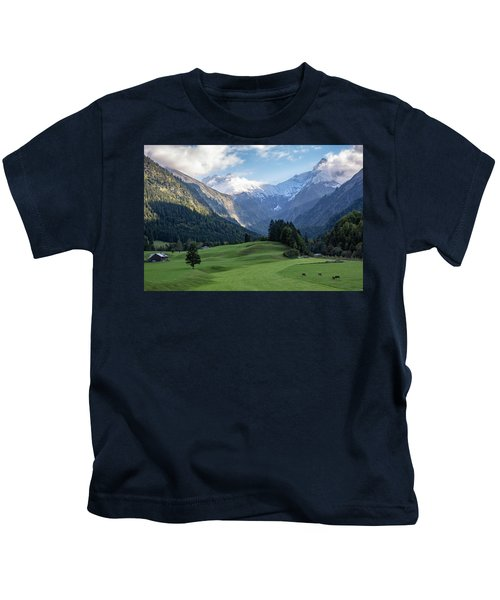 Trettachtal, Allgaeu Kids T-Shirt
