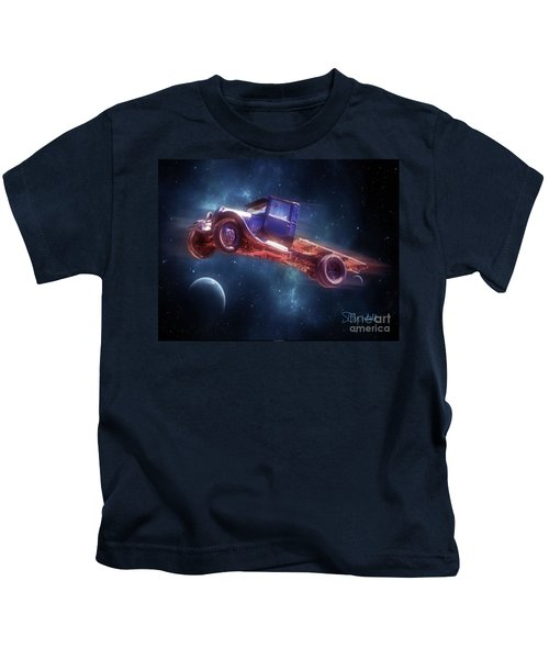 Truck Trek Kids T-Shirt