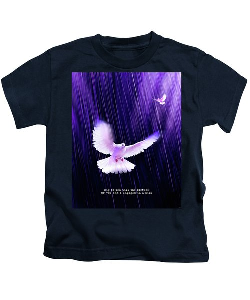 When Doves Fly Kids T-Shirt