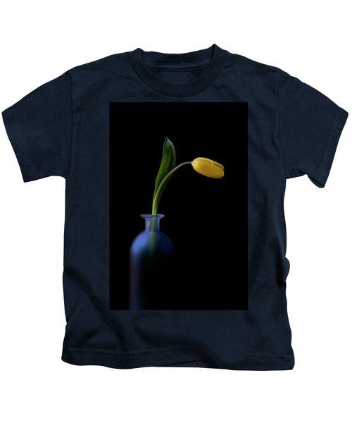 Yellow Tulip Kids T-Shirt