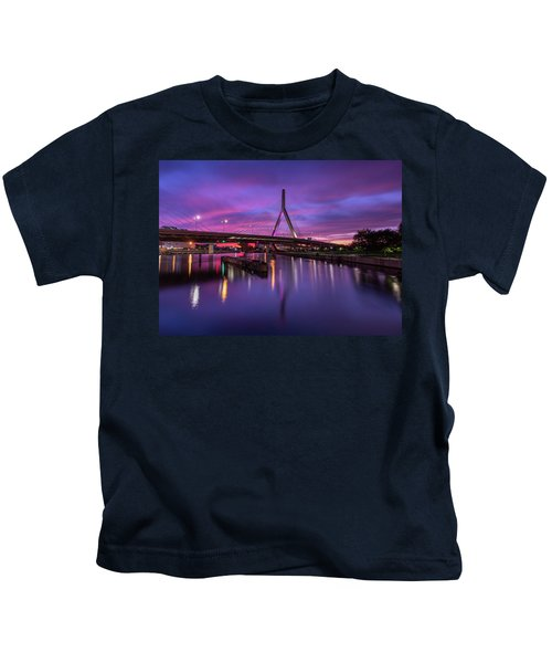Zakim Sunset Kids T-Shirt
