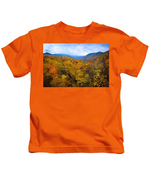 Colors Of Nature Kids T-Shirt