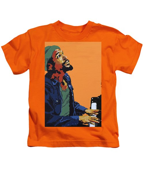 Marvin Gaye Kids T-Shirt