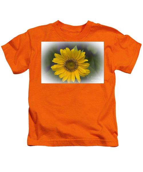 Sunflower Vr. 'dwarf Sunspot ' Kids T-Shirt
