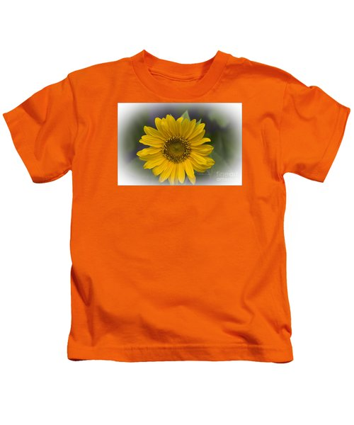 Sunflower Vr. 'dwarf Sunspot ' Kids T-Shirt