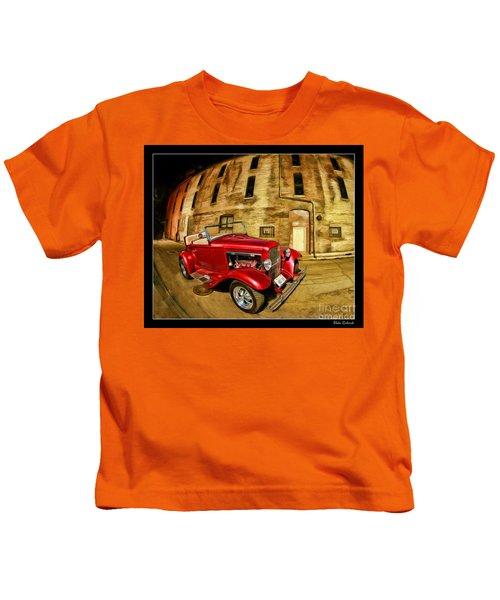 1930 Ford Model A Kids T-Shirt