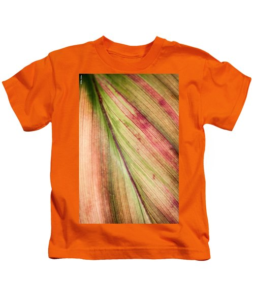 A Leaf Kids T-Shirt