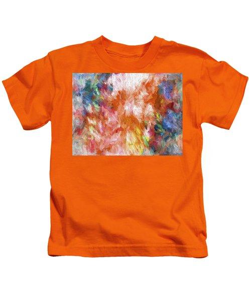 Abstract Artwork 19 Kids T-Shirt