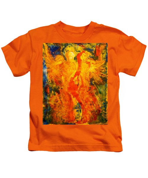 Angels Of Passion Kids T-Shirt