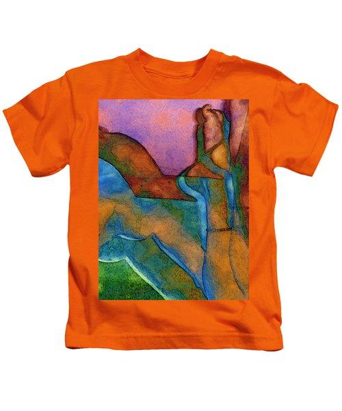 Anklet Kids T-Shirt