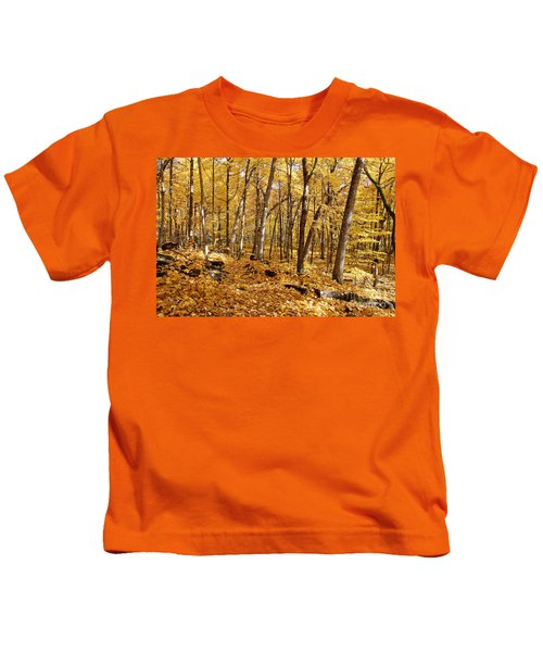 Arboretum Trail Kids T-Shirt