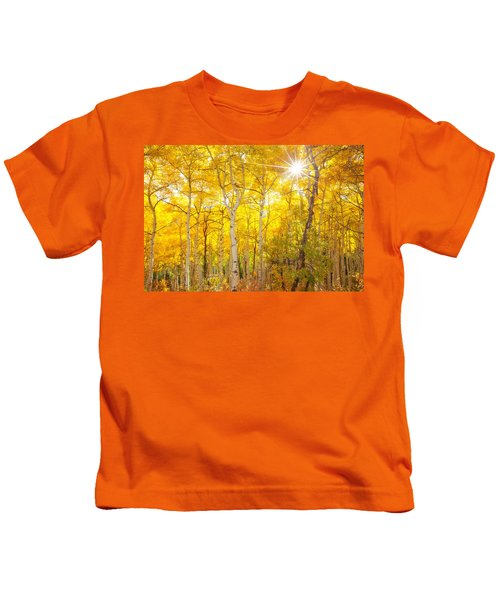 Aspen Morning Kids T-Shirt