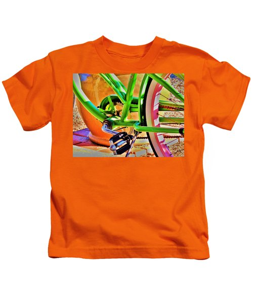 Beach Cruiser Kids T-Shirt