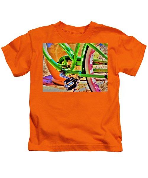 Beach Cruiser Kids T-Shirt
