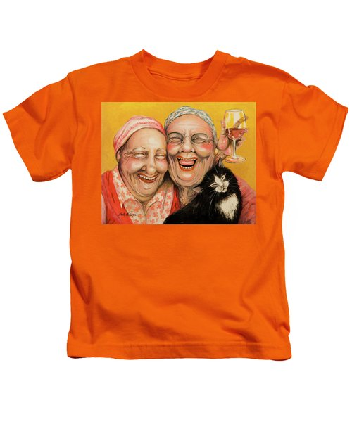 Bestest Friends Kids T-Shirt