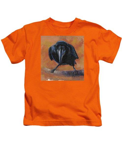 Bird  Watching Kids T-Shirt