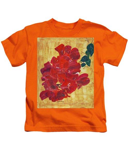 Bougainvillea Kids T-Shirt