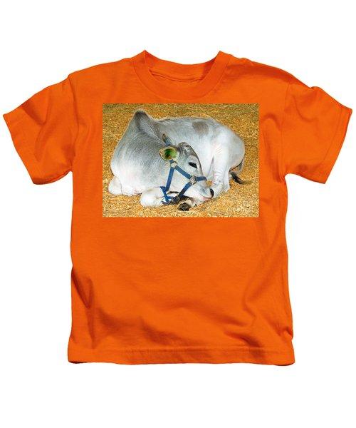 Brahman Calf Kids T-Shirt
