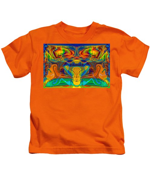 Bug Eyed Monster Kids T-Shirt
