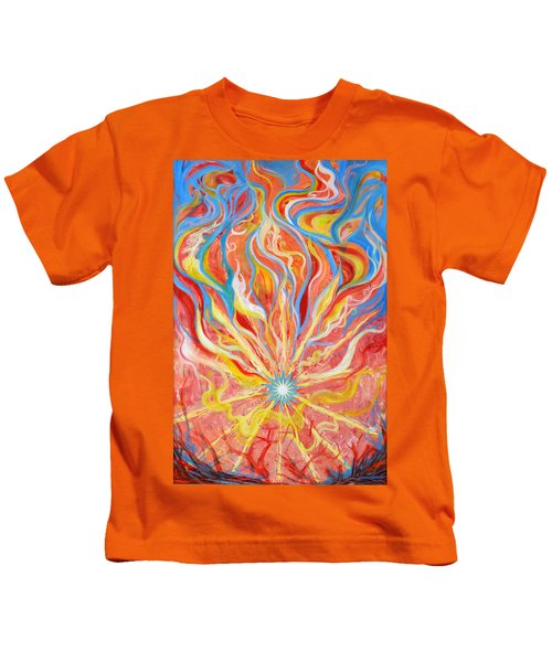Burning Bush Kids T-Shirt