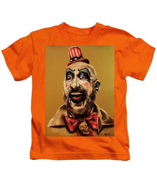 Captain Spalding Kids T-Shirt