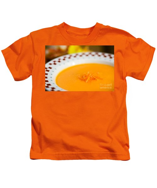 Carrot Soup Kids T-Shirt