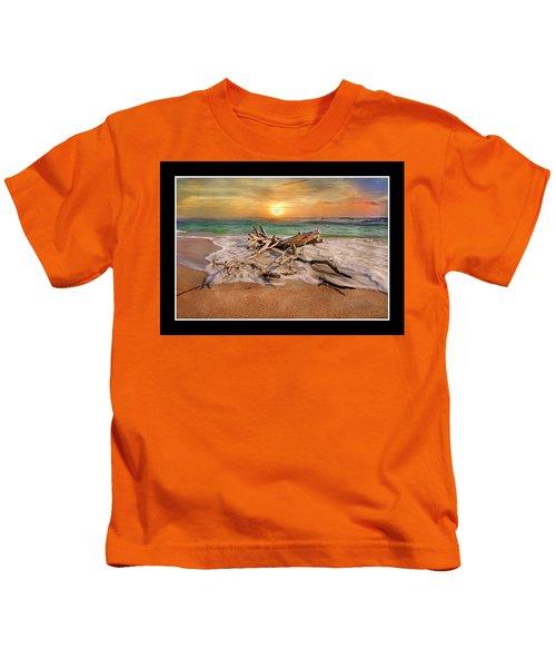 Coastal Morning  Kids T-Shirt