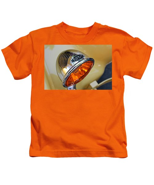 Cord Fog Lamp Kids T-Shirt