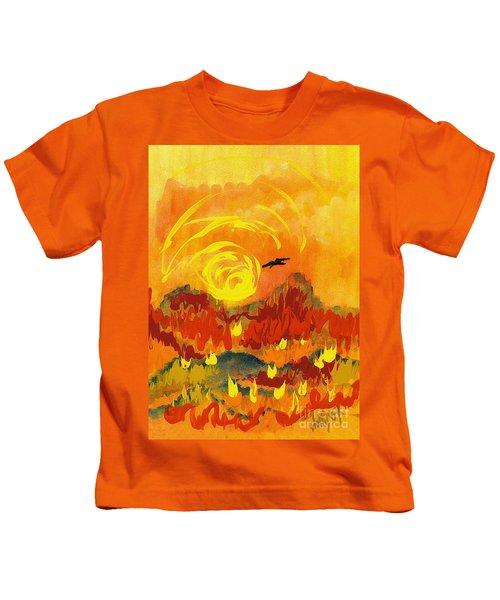 D'agony Kids T-Shirt