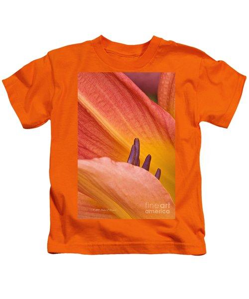 Day Lily  1 Kids T-Shirt