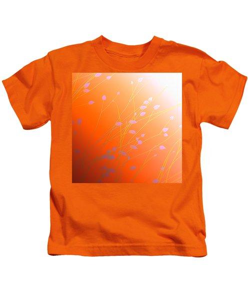 Desert Flowers Kids T-Shirt
