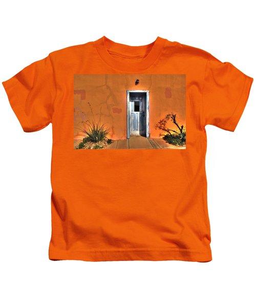 Florence Door 031911 Kids T-Shirt