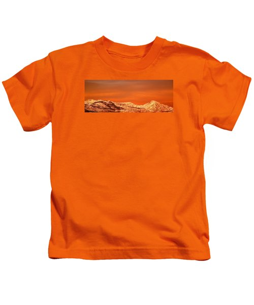 Emigrant Gap Kids T-Shirt