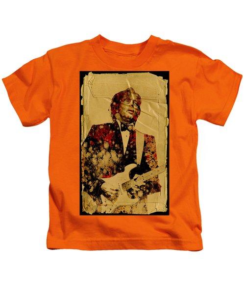 Eric Clapton 2 Kids T-Shirt