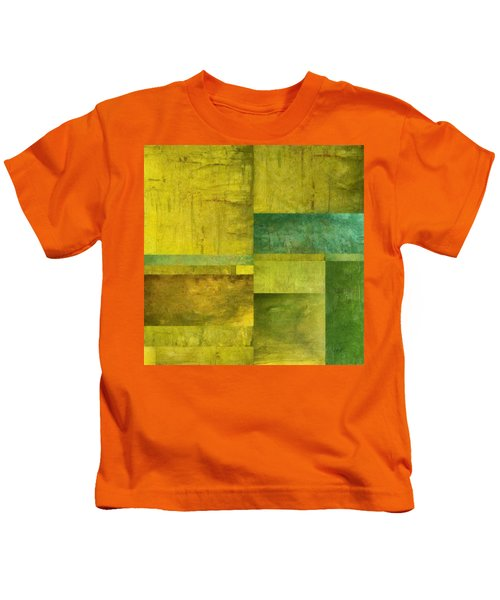 Essence Of Green Kids T-Shirt