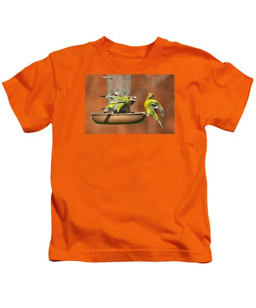 Fight For Food Kids T-Shirt