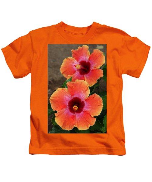 Floral Beauty 2  Kids T-Shirt