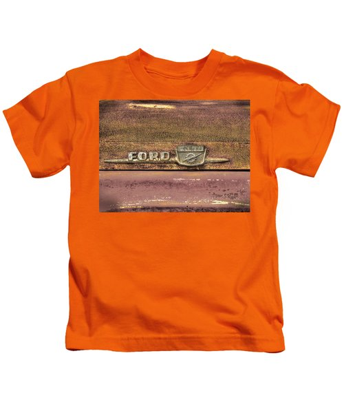 Ford F-100 Kids T-Shirt
