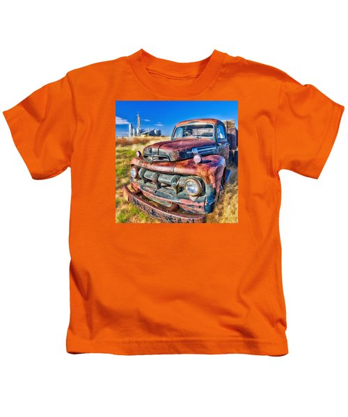 Looking For Work Kids T-Shirt