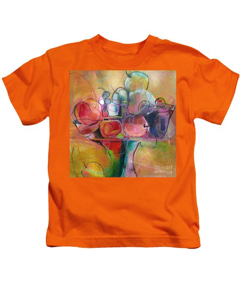 Fruit Bowl No.1 Kids T-Shirt
