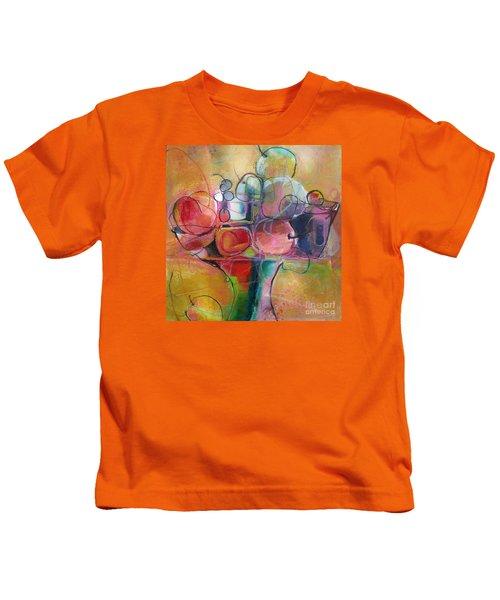 Fruit Bowl No.1 Kids T-Shirt
