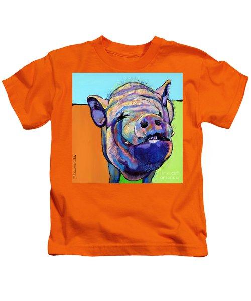 Grunt    Kids T-Shirt
