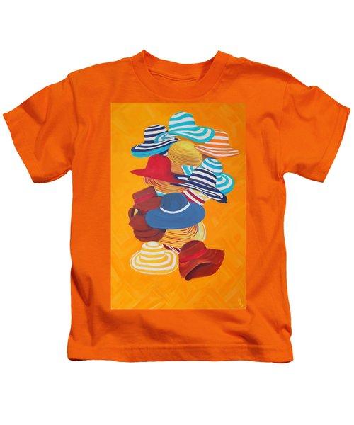 Hats Off Kids T-Shirt