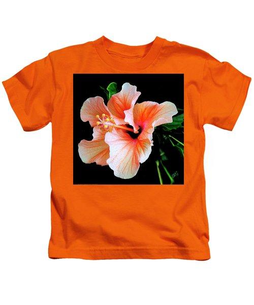 Hibiscus Spectacular Kids T-Shirt
