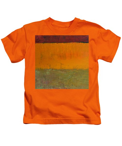 Highway Series - Grasses Kids T-Shirt