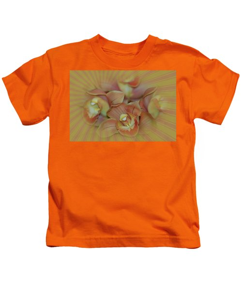 Hippy Orchid Kids T-Shirt