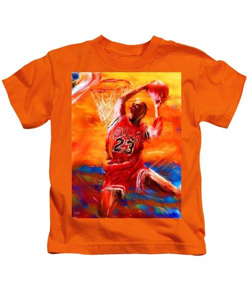His Airness Kids T-Shirt