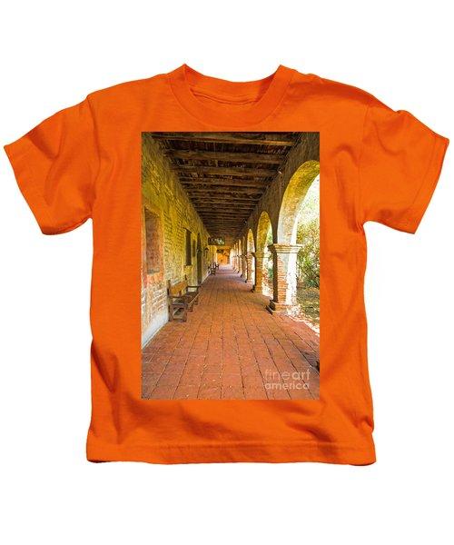 Historical Porch Kids T-Shirt
